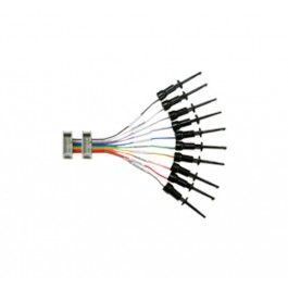 10 pin Grabber Cable
